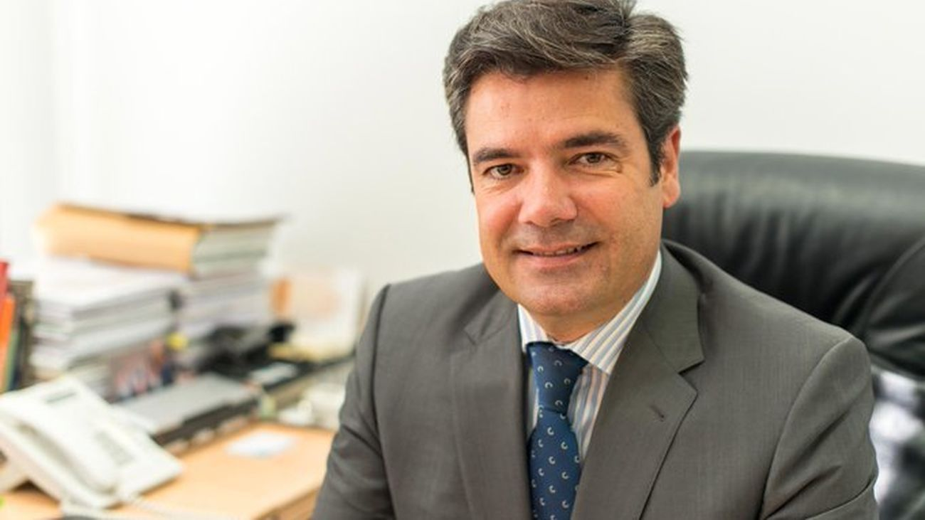 Emilio Gallego Secretario General de la Confederación Empresarial de Hostelería de España