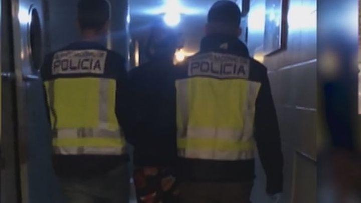Un hostal de Cercedilla, objetivo de la banda de atracadores de hoteles