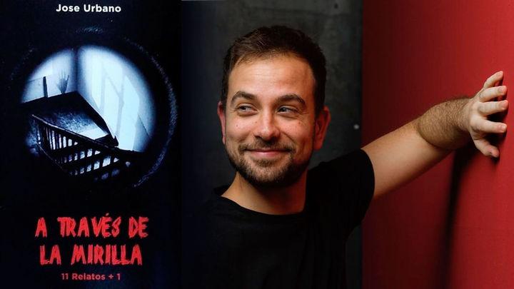 José Urbano nos presenta su primer libro de relatos, 'A través de la mirilla'