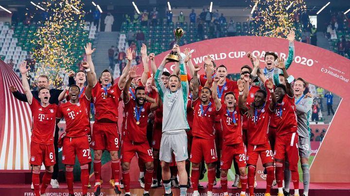 1-0. El Bayern conquista el Mundial de Clubes y logra el sextete