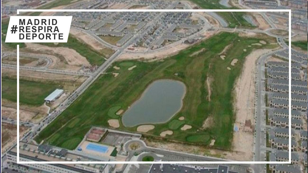 Campo de golf de Madrid