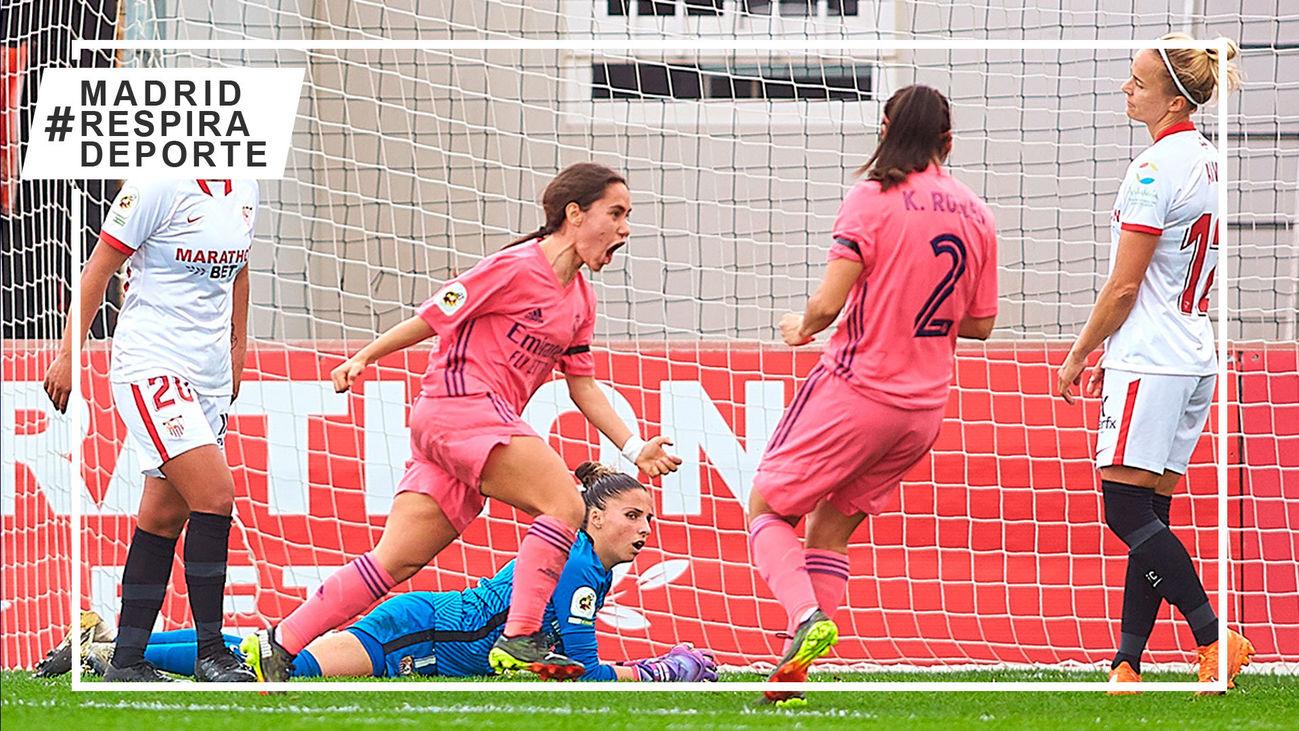 Sevilla-Real Madrid femenino