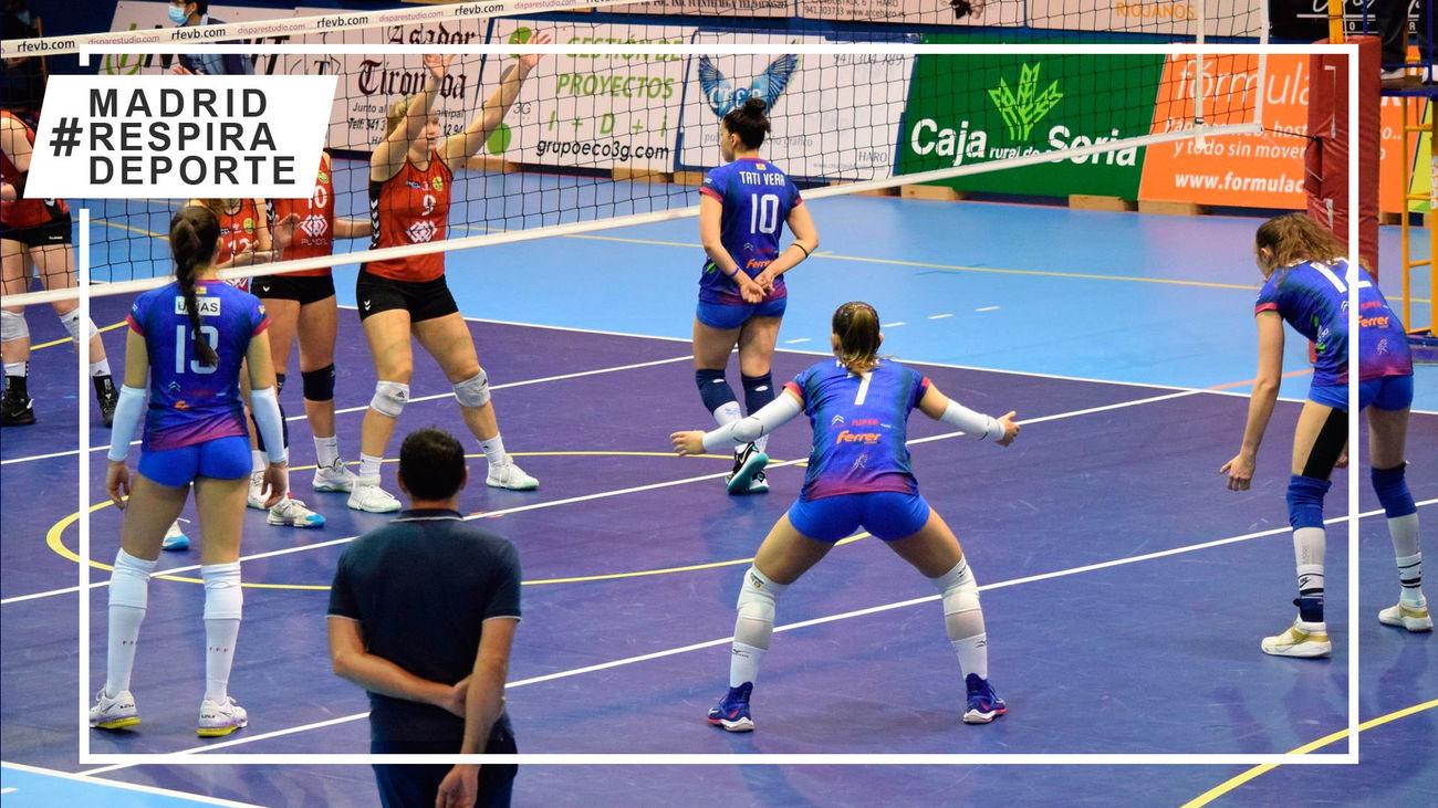 Voleibol Alcobendas - Haro Rioja
