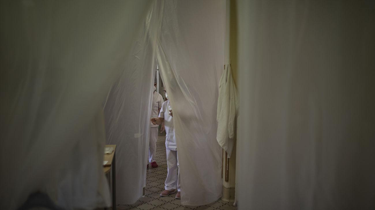 La Academia de San Fernando acoge una exposición de fotografía humanitaria