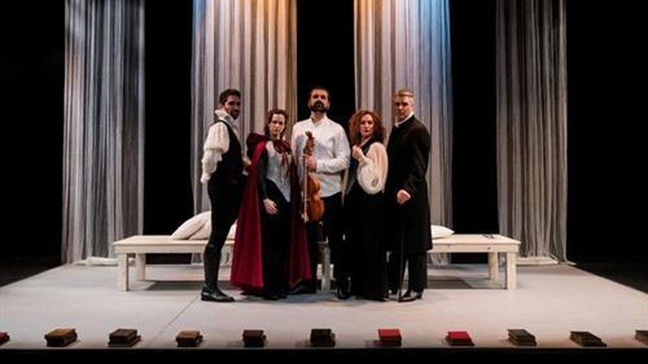 'Desengaños amorosos' reivindica a María Zayas, autora  feminista del Siglo de Oro, en los Teatros del Canal