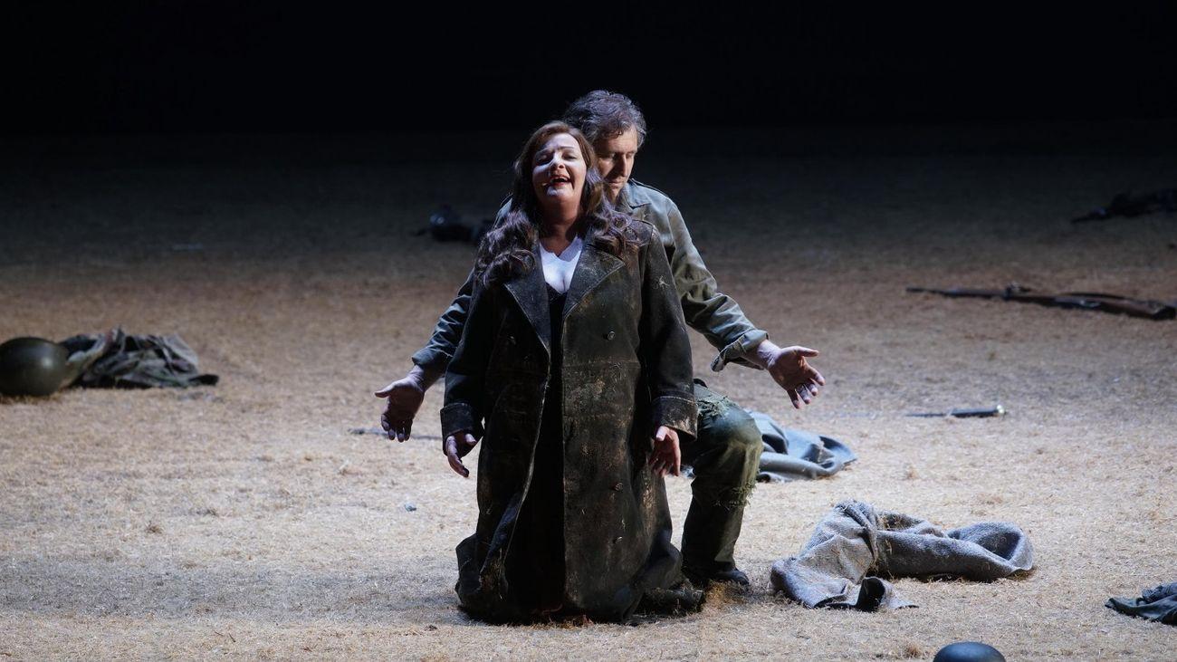 'Sigfrido', de Wagner, todo un reto acústico para el Teatro Real