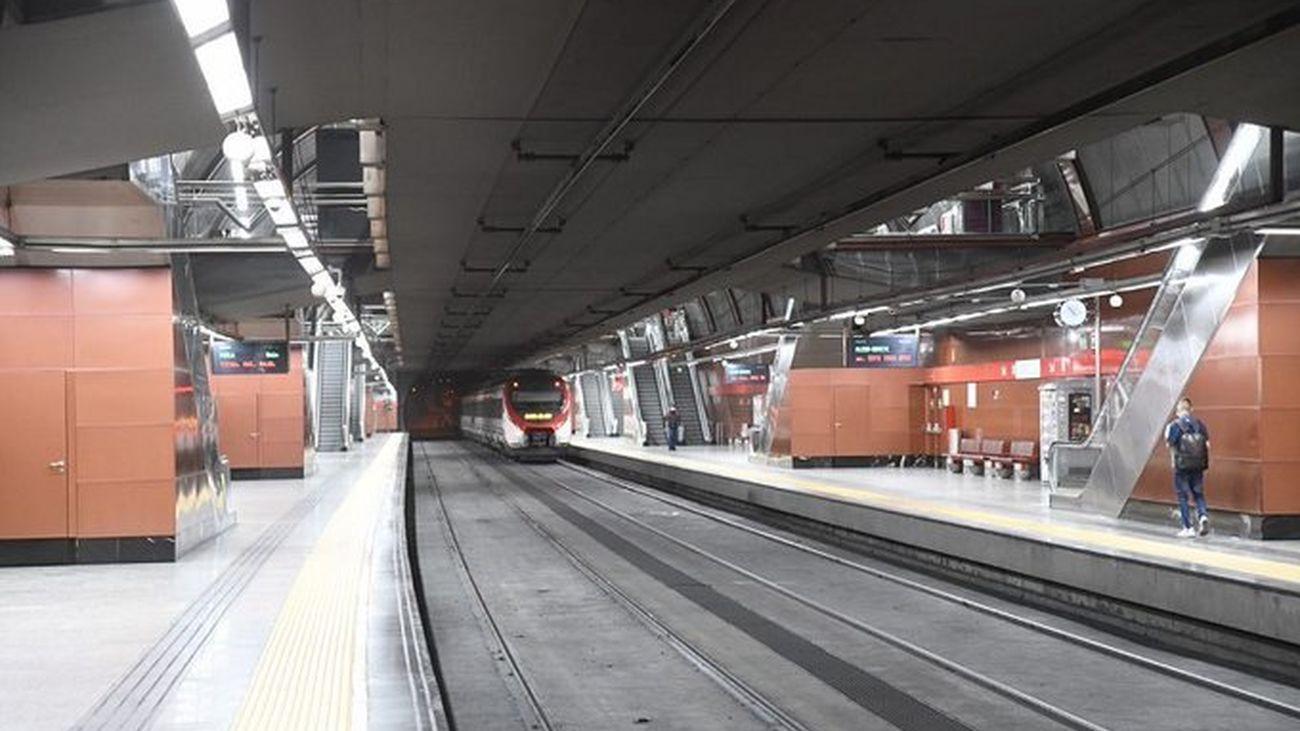 Estación de Cercanías de Sol
