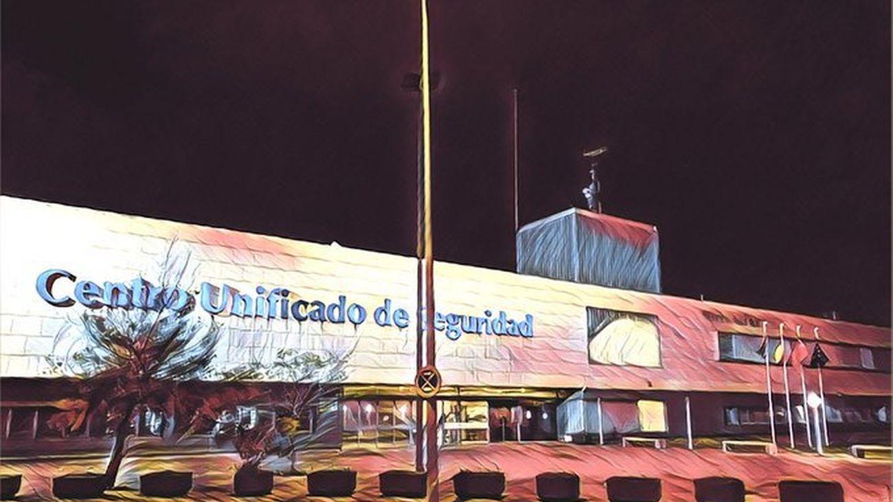 Sede de la Policía Municipal de Alcorcón