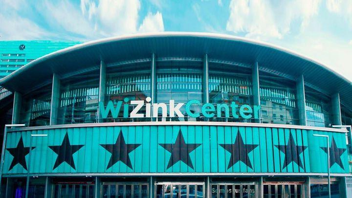 Todo listo en el Wizink Center para convertirse en centro de vacunación