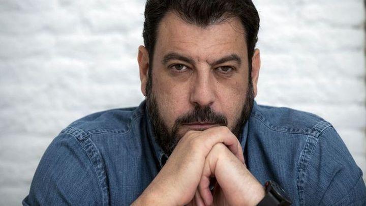 Santiago Díaz presenta su nueva novela 'El buen padre', protagonizada por una inspectora de policía con TOC