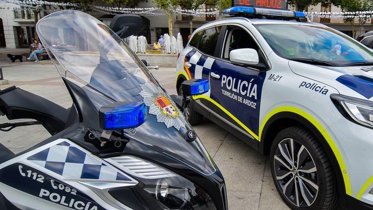 Control policial