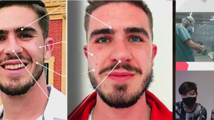 Los rostros de los sanitarios antes y después de la pandemia del coronavirus