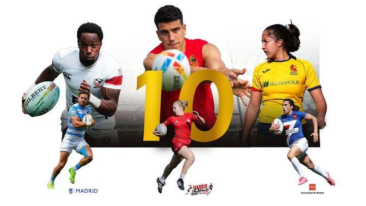 Llega el Madrid Seven International, con 12 de las mejores selecciones del mundo