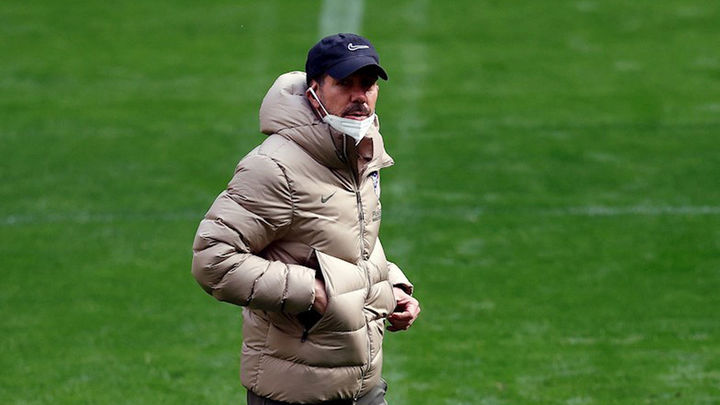 """Simeone: """"Es muy difícil que los números de la segunda vuelta sean parecidos a los de la primera"""""""