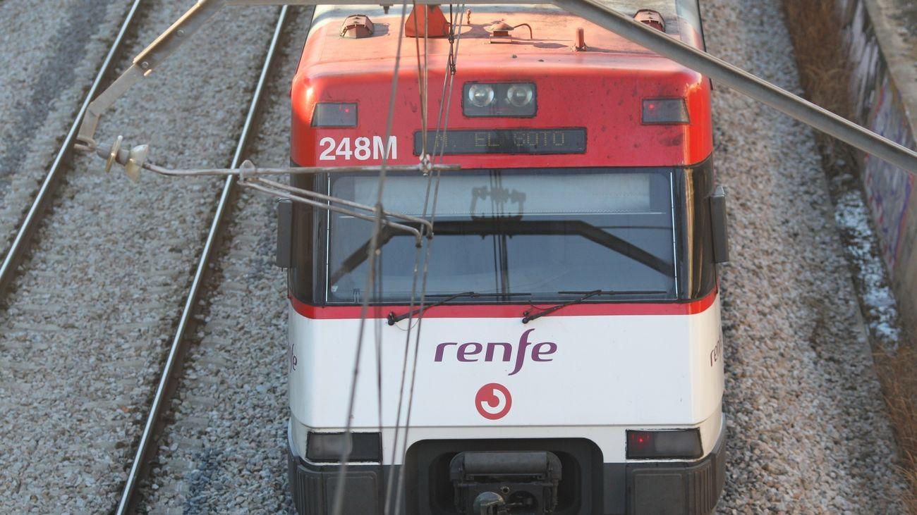 Tren de Cercanías Madrid