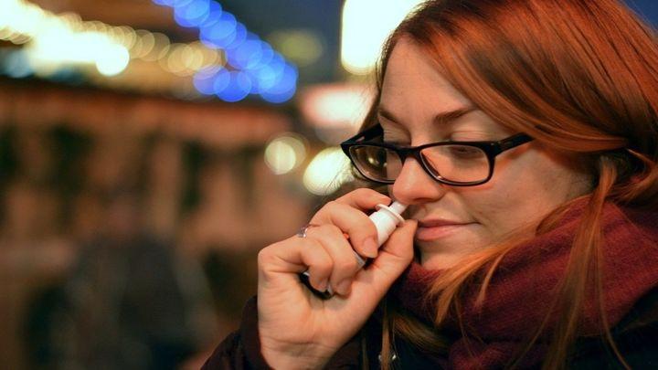 Llega un spray nasal que bloquea el coronavirus durante 5 horas