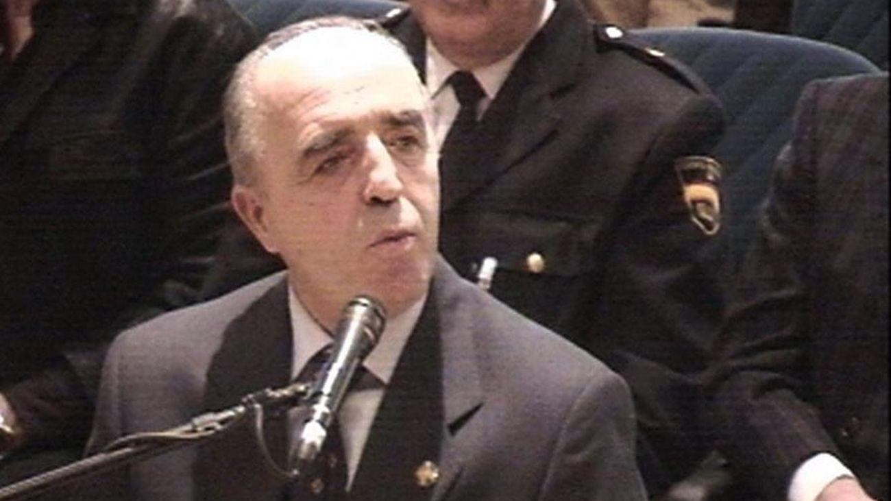 Fallece el exgeneral de la Guardia Civil Rodríguez Galindo