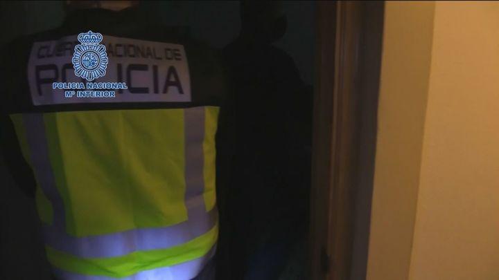 Golpe en Palma a un grupo criminal que robaba en casas de alto nivel adquisitivo