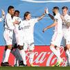 2-0. El Real Madrid firma su tercer triunfo consecutivo