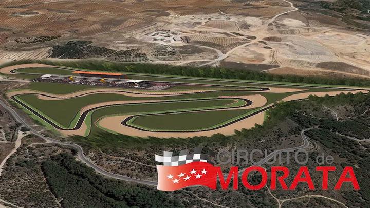Nuevos detalles sobre el circuito de Fórmula 1 de Morata de Tajuña