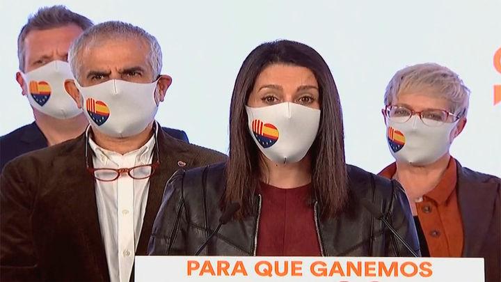 Exigen dimisiones  en la dirección de Ciudadanos tras el fracaso en Cataluña
