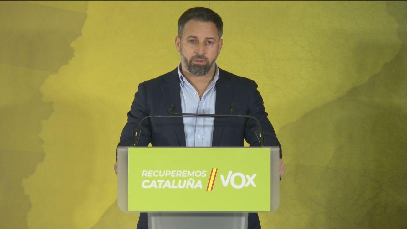 """Vox promete una """"oposición total"""" al Govern para construir una """"alternativa"""""""