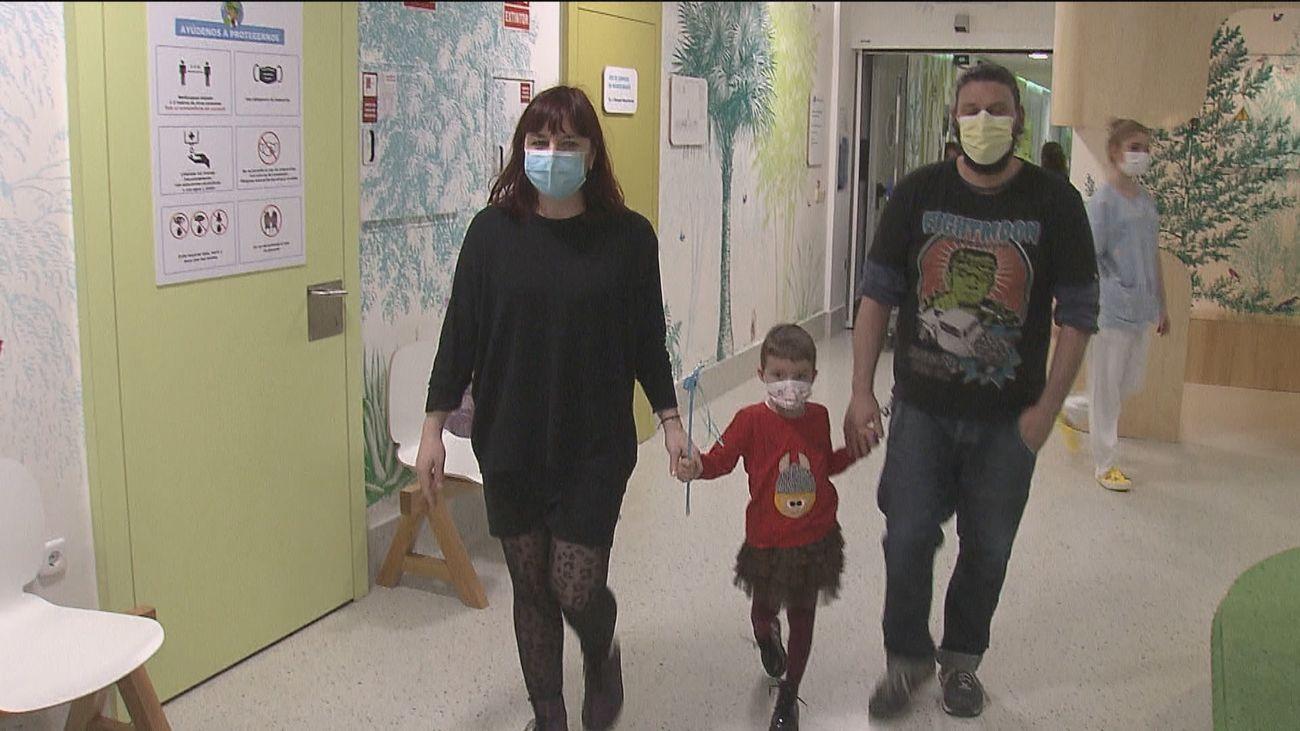 Terapias avanzadas en el Hospital Niño Jesús logran curar el cáncer infantil en el 90% de los casos