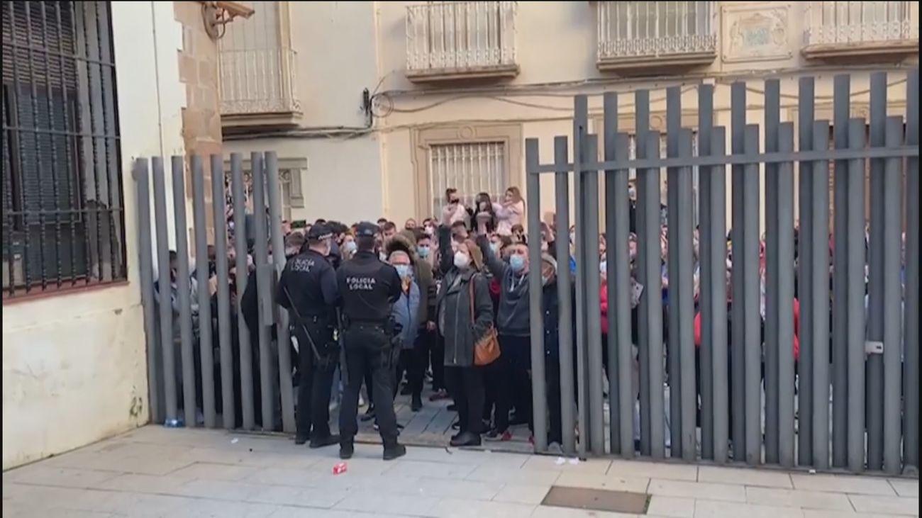 Los dos Policías Nacionales de Linares acusados de lesiones agravadas con ensañamiento