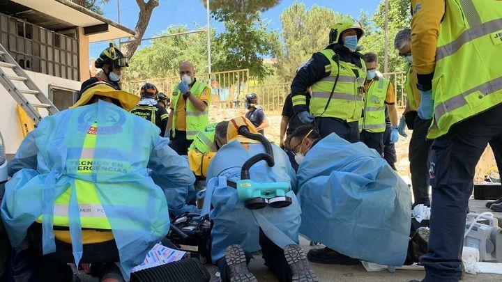 Enero registró ocho muertes por accidente laboral en Madrid, dos más que hace un año