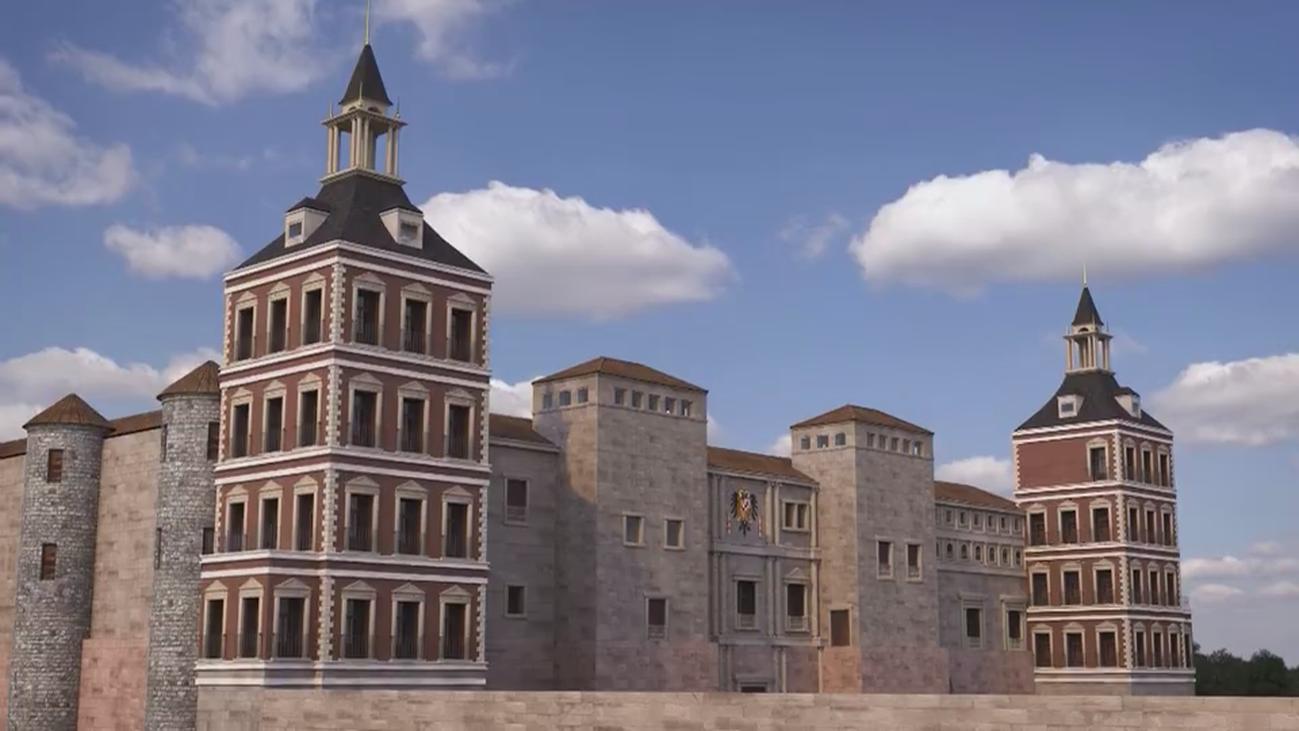 El alcázar de Madrid a través de los años