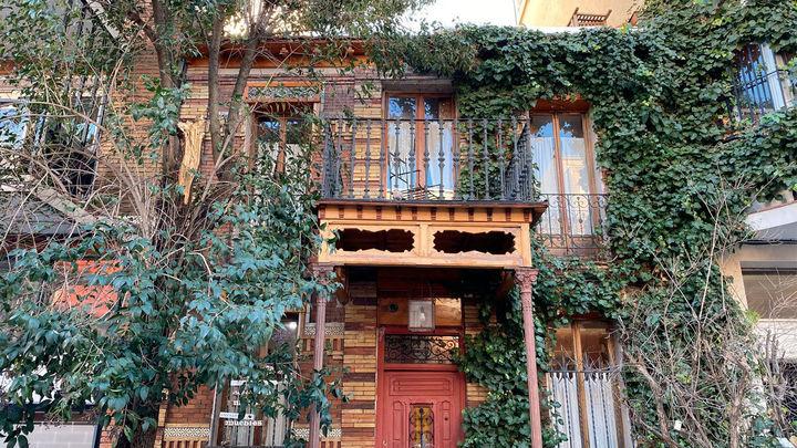 Una de las viviendas del 'Madrid moderno', en el barrio de la Guindalera