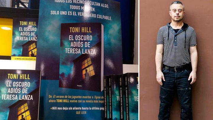 'El oscuro adiós de Teresa Lanza', una intensa novela negra con la firma del catalán Toni Hill