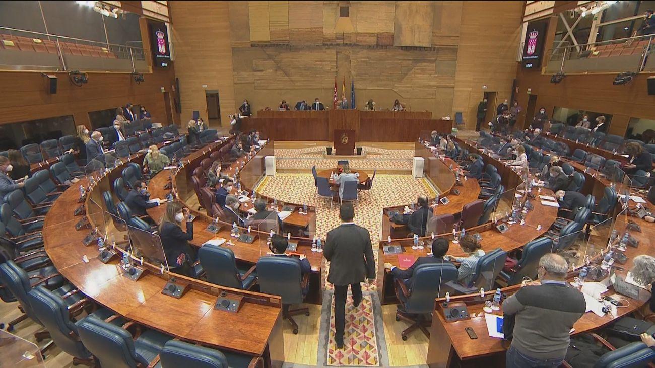 Las conclusiones de Avalmadrid se debatirán en el Pleno tras el apoyo de la izquierda al dictamen de Vox