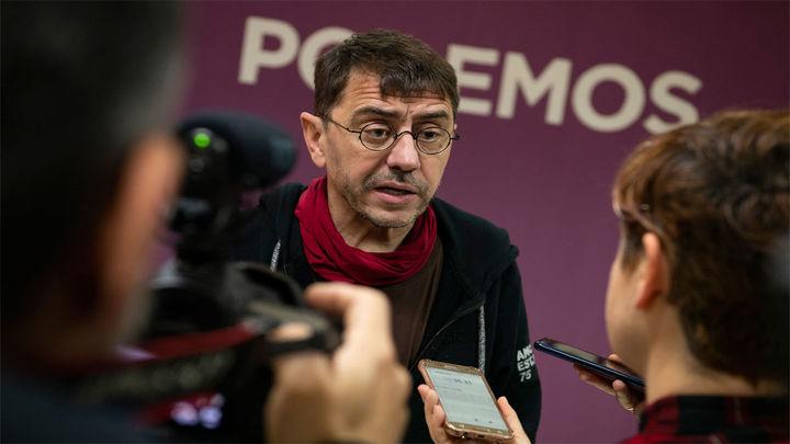 El juez del caso Neurona imputa a Juan Carlos Monedero