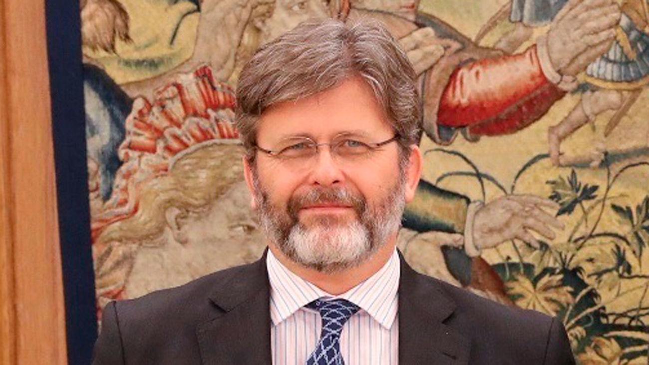 Miguel de Lucas, director general del Centro Sefarada-Israel