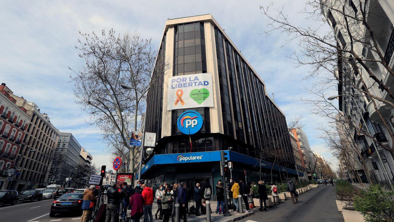 El PP dejará su histórica sede de la calle Génova y celebrará una convención nacional en otoño