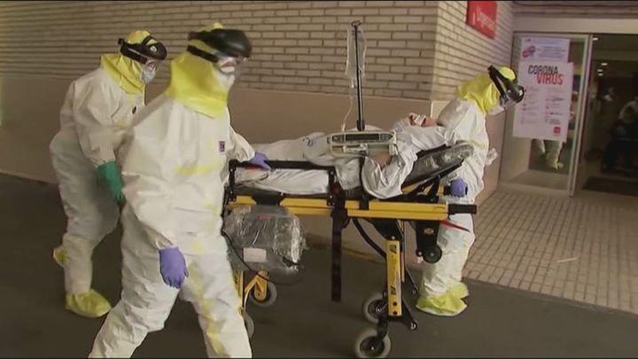 España registra 10.829 nuevos positivos y 337 muertes, con la incidencia por Covid en 349
