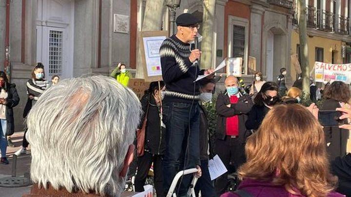Vecinos de Chamberí reclaman la continuidad de la Casa de la Cultura de Bravo Murillo 39