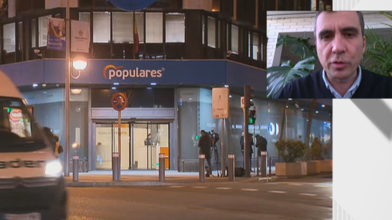 La sede del PP de Génova podría venderse por 36 millones en el mercado o alquilarse por 160.000 euros al mes