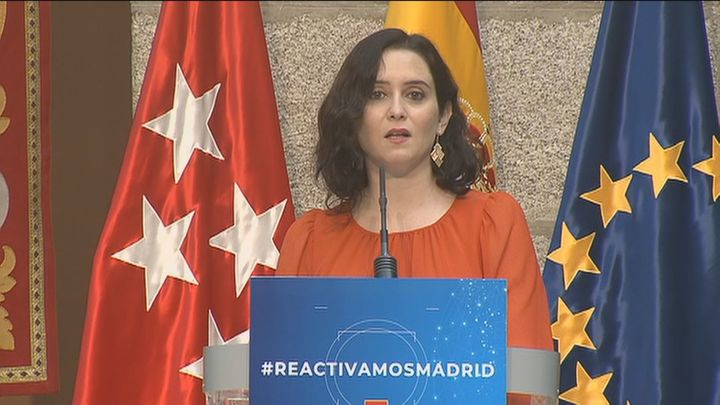 La Comunidad presenta 214 proyectos y 28 reformas en su plan 'Reactivamos Madrid'  para recibir los fondos europeos