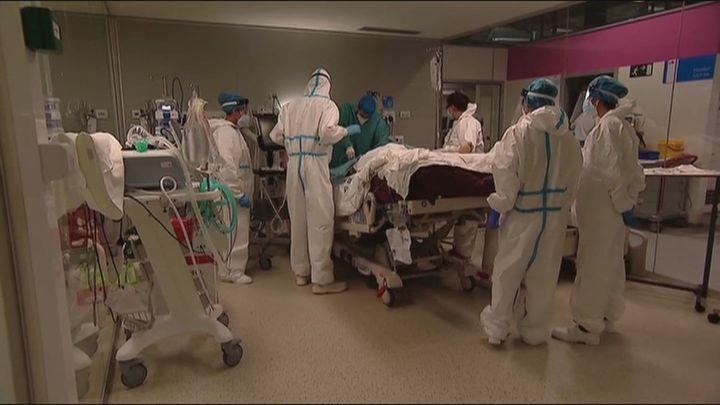 Un 3,5% de los sanitarios de la primera ola tienen ideación suicida