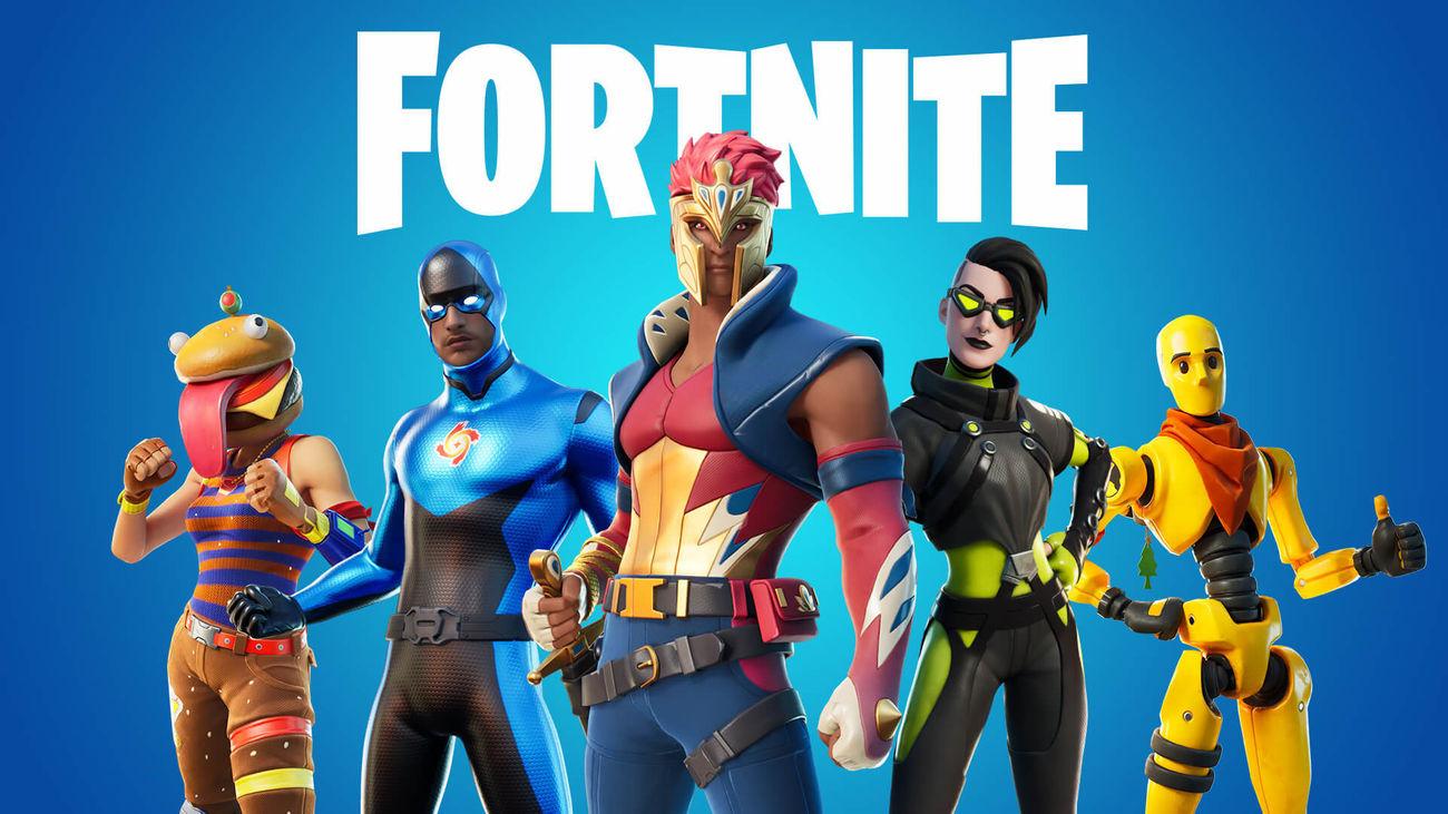 El conocido juego Fortnite, de Epic Games