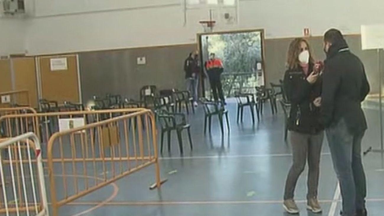 Ningún positivo en la primera jornada de test de antígenos en Serranillos del Valle