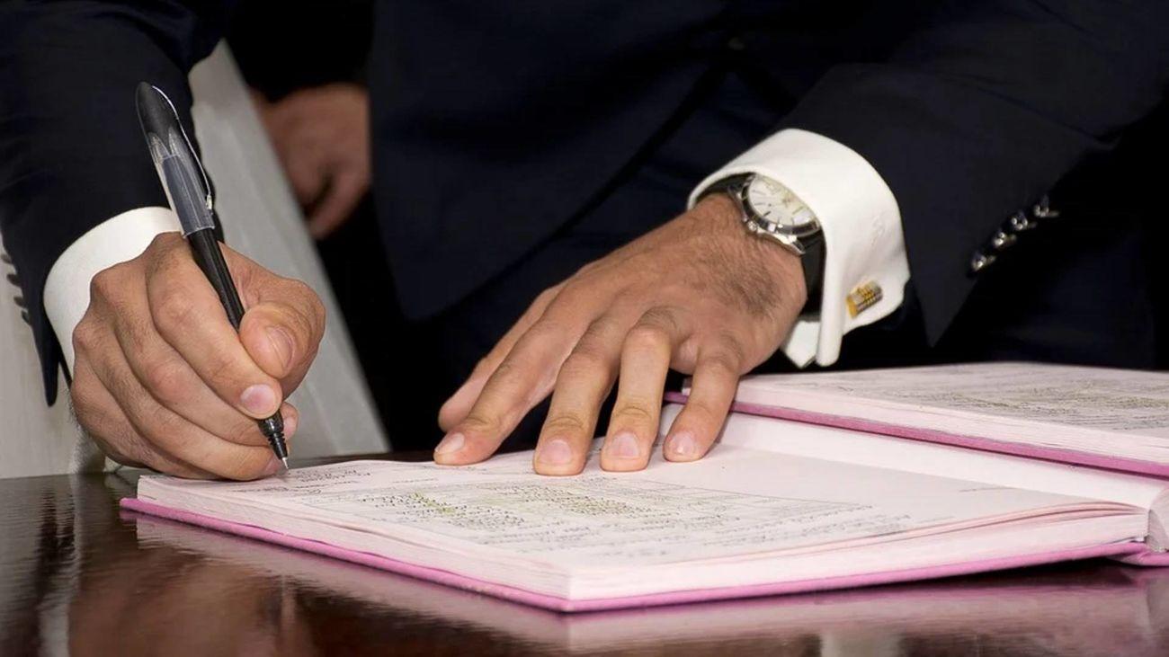 Los notarios temen un aluvión de renuncias a herencias este 2021