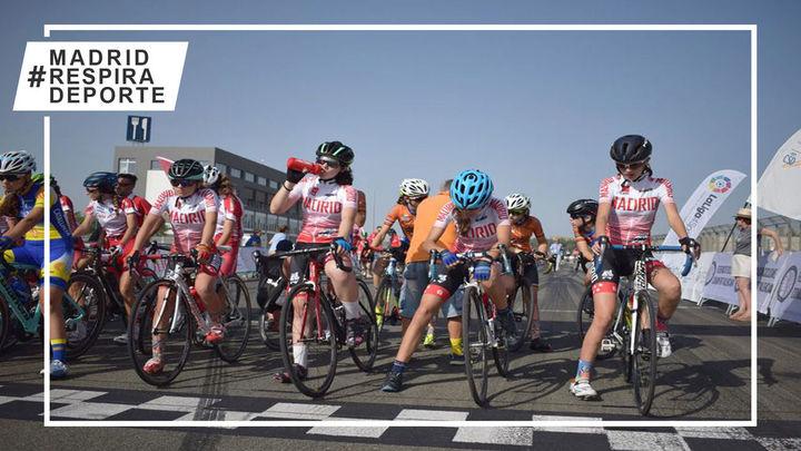 La Federación Madrileña de Ciclismo crea la Liga de Ciclismo Escolar