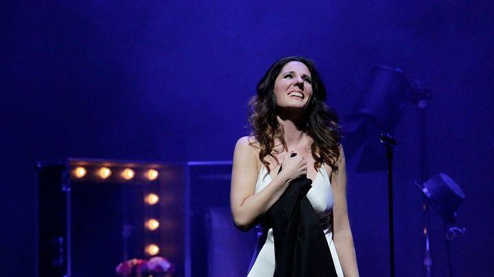 """Diana Navarro, """"ilusionada de volver a cantar en concierto"""" en Madrid"""