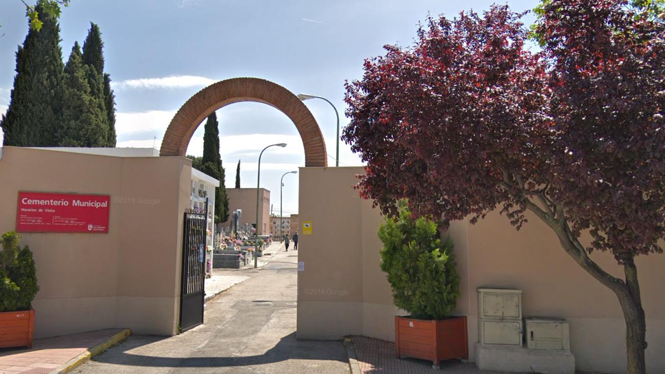 Cementerio municipal de San Sebastián de los Reyes