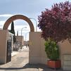 'Sanse' amplía su cementerio tras el aumento de muertes por Covid