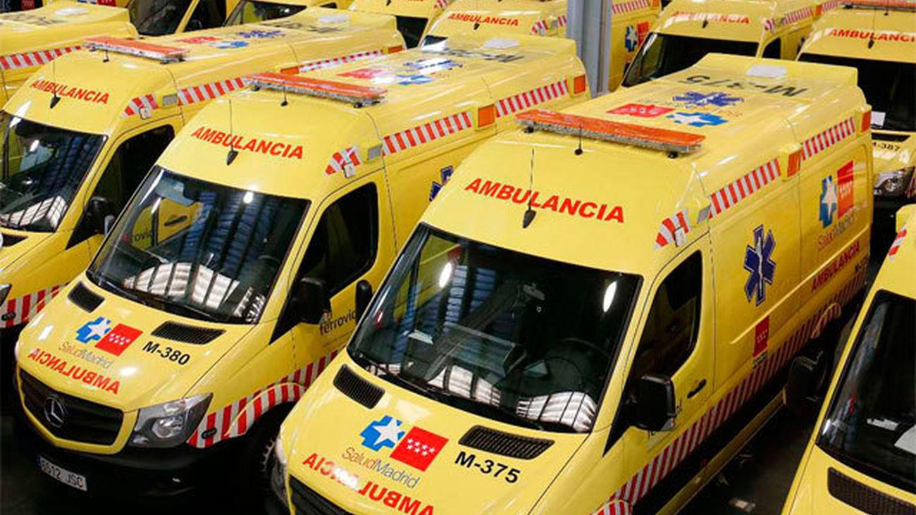 Transporte sanitario, uno de los cursos que se ofertan desde el Ayuntamiento de Móstoles