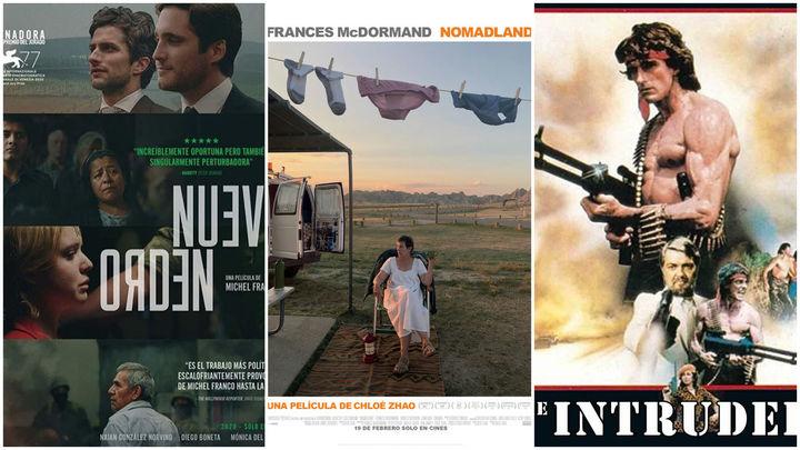 Estrenos de cine... contados de otra manera. Nómadas, el 'Rambo' indonesio y la distopía de la semana